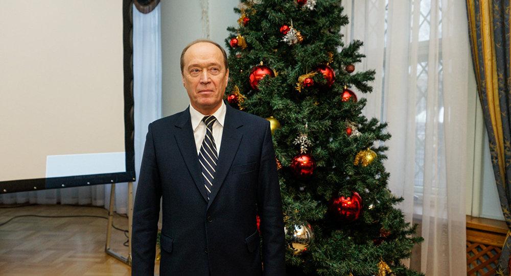 Krievijas vēstnieks Aleksandrs Vešņakovs