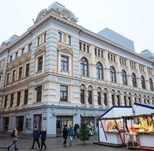 Mihaila Čehova Rīgas Krievu teātra ēka