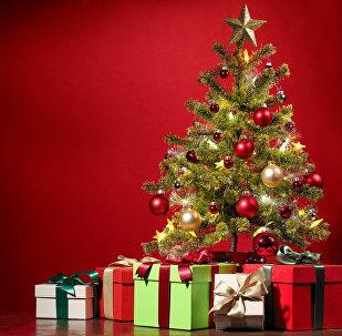Ziemassvētku dāvanas