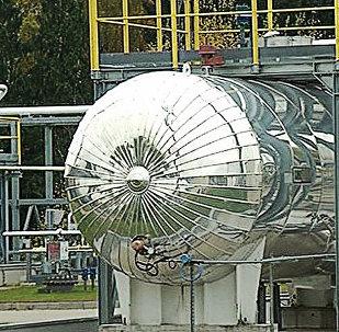 Inčukalna gāzes krātuve. Foto no arhīva.