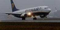 Ryanair. Foto no arhīva