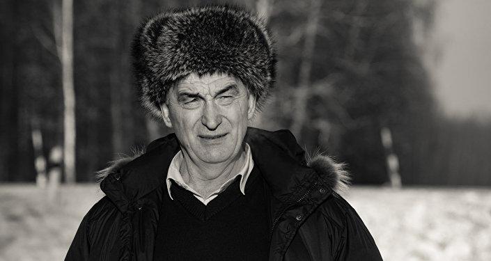 Viktors Karkļins. Baškortostānas Latviešu sabiedriskās organizācijas priekšsēdētājs, Ufa
