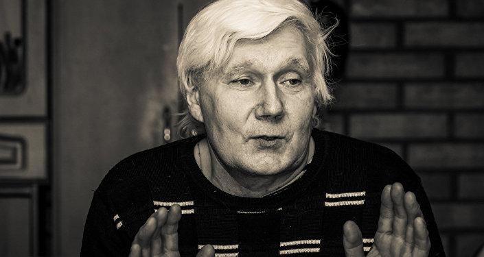 Anatolijs Ugainovs. Reģionālās sabiedriskās organizācijas Ačinskas pilsētas Latgaļu kultūras centrs vadītājs