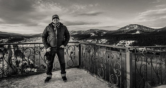 Jevgēņijs Bobiļevs. Krasnojarska