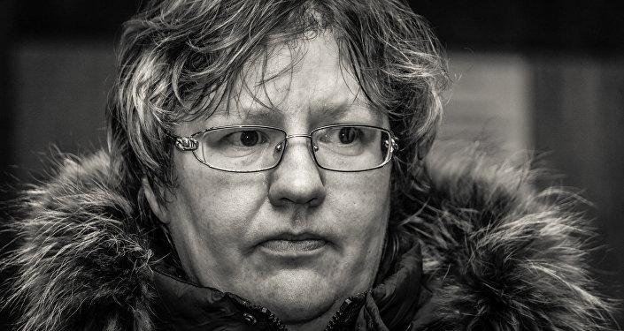 Marika Valdmane. Jaunā pārceļotāju paaudze, Krasnojarska