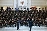 Академический Ансамбль песни и пляски Российской Армии имени А.В. Александрова, архивное фото