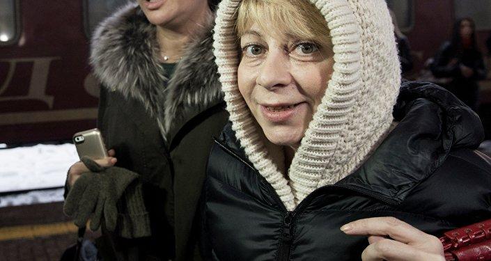 Jeļizaveta Gļinka. Foto no arhīva