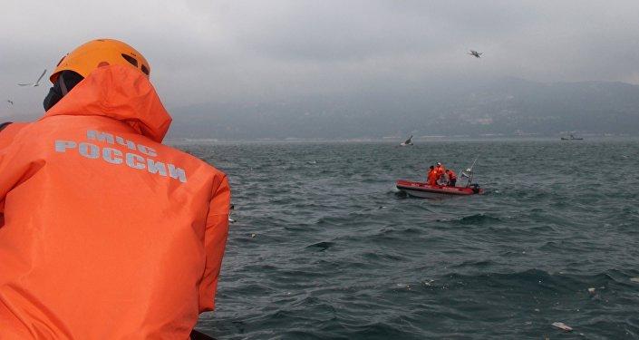 Meklējumi Melnaja jūrā