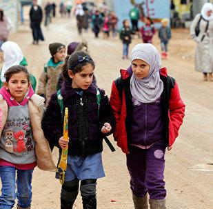 Sīrijas bērni