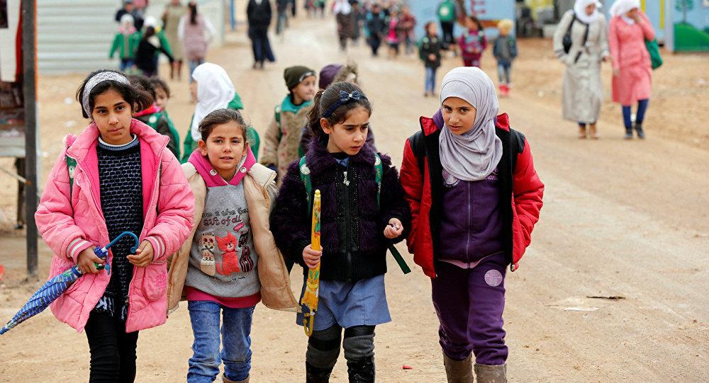Sīriešu bērni