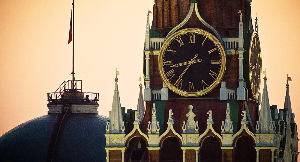 Krievija, Kremlis. Foto no arhīva