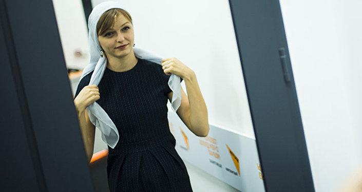 Анастасия Озерска