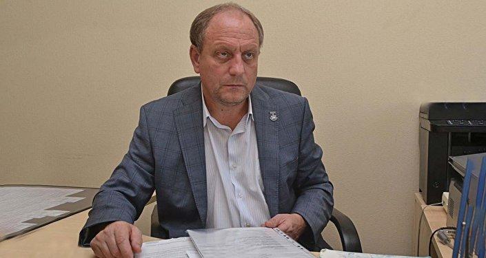 Депутат Даугавпилской Думы Владислав Боярун, архивное фото