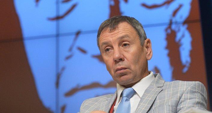 Политолог, член Общественной палаты РФ Сергей Марков, архивное фото