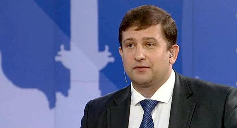 Политолог Андрей Манойло