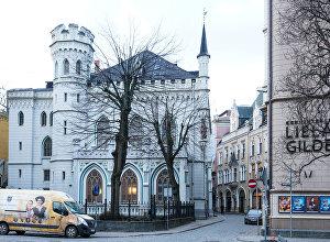 Здание Малой гильдии