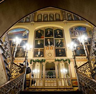 Лестница Малой гильдии