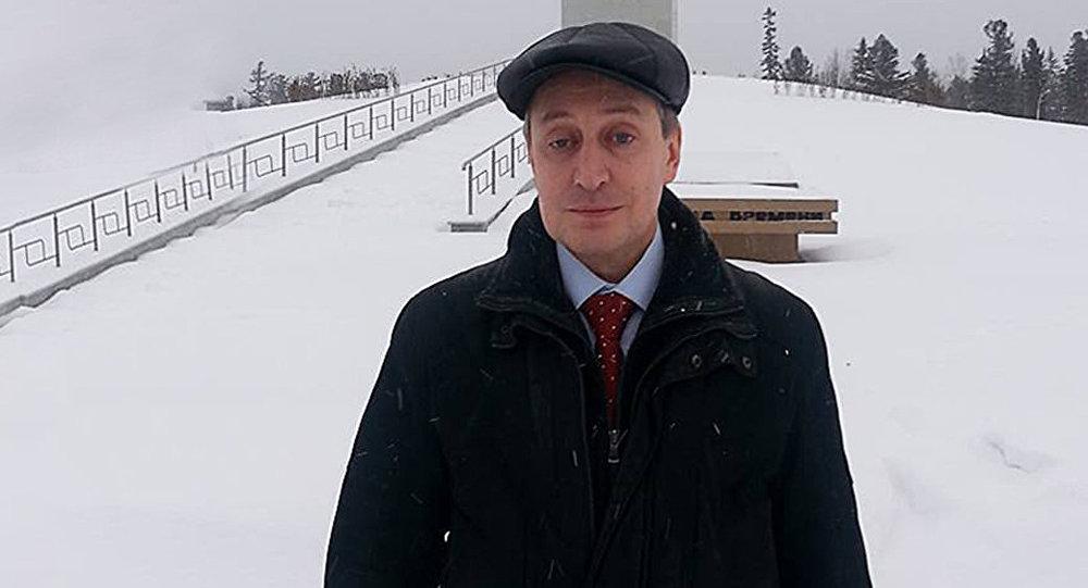 Экономист Сергей Хестанов