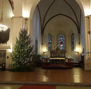 Визит в Домский собор: обновленный орган и вид с колокольни