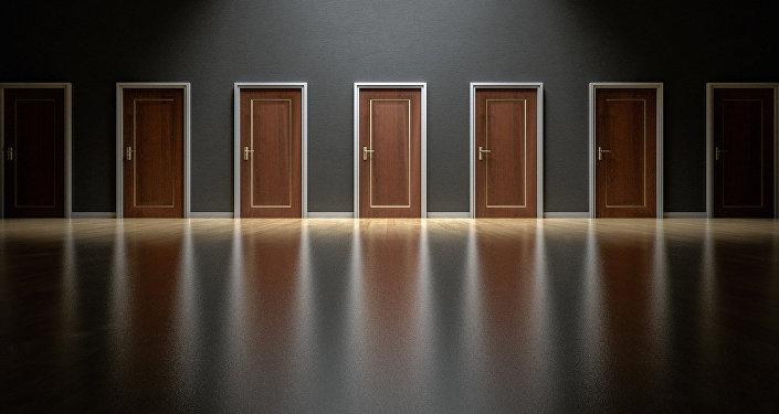 Durvis. Foto no arhīva