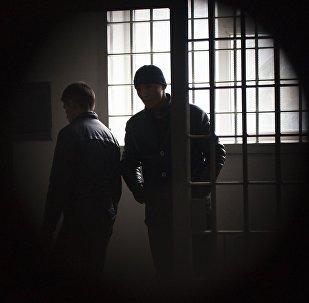 Ieslodzītie cietumā