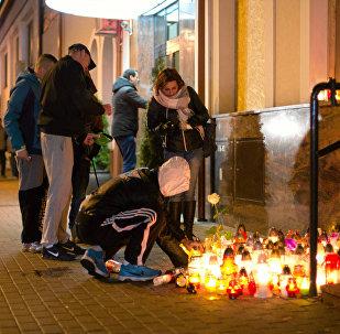 Jaungada naktī pie kafejnīcas Prince Kebab sākās kautiņš, kura rezultātā tika nogalināts 21 gadu vecs vietējais iedzīvotājs