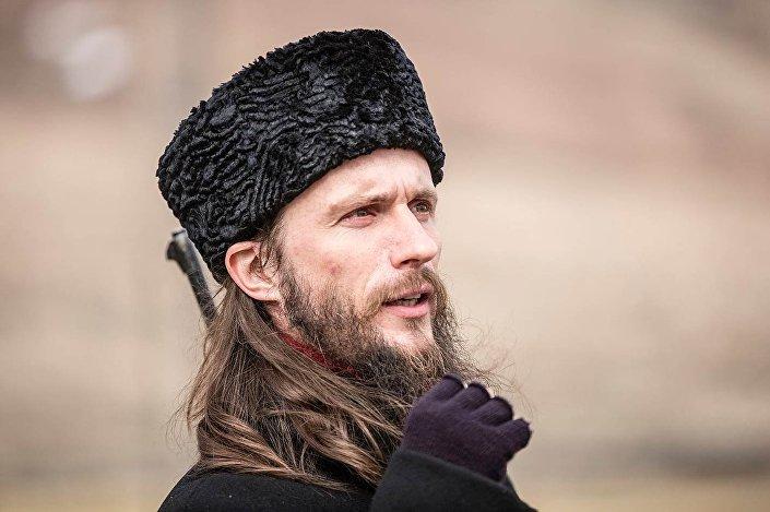 Русский гид на Шпицбергене Александр Романовский