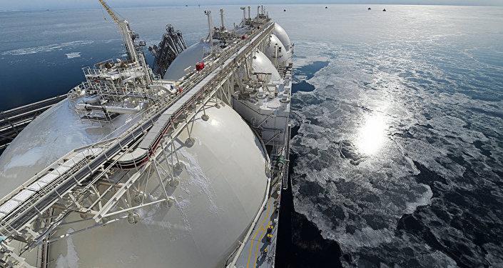 Gāzes tankeris