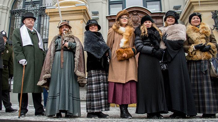 Рига отпраздновала День рождения Шерлока Холмса