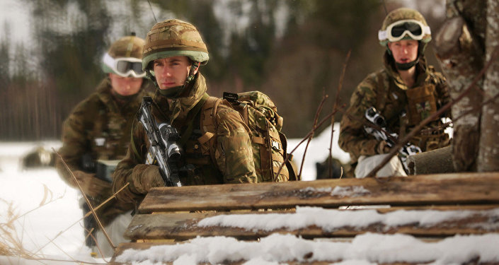 Руководитель Пентагона: НАТО— «краеугольный камень» системы безопасности США