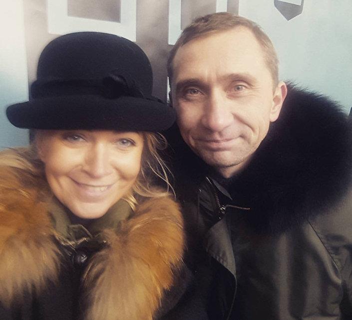 Селфи с двойником Путина