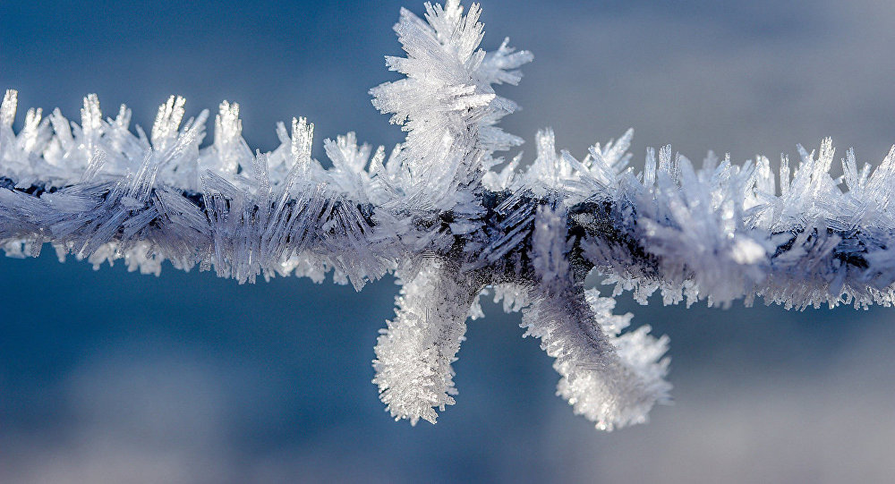 Виспанском Торревьехе впервый раз за100 лет выпал снег