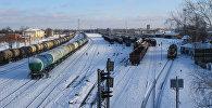 Железнодорожная станция Елгава