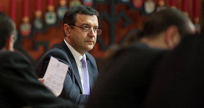 Министр благосостояния Янис Рейрс