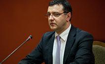Labklājības ministrs Jānis Reirs