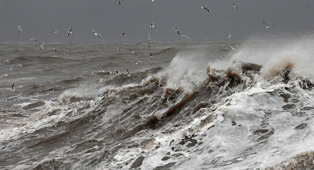 Vētra. Foto no arhīva