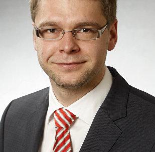 Veselības un darba lietu ministrs Jevgeņijs Osinovskis