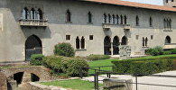 Castelvecchio muzejs Veronas pilsētā
