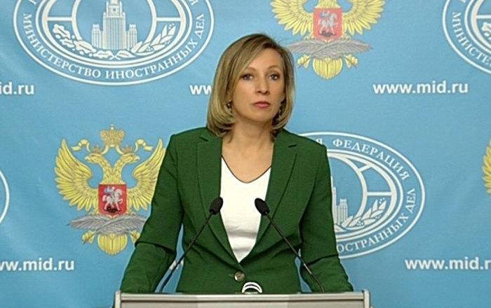Marija Zaharova: Tramps aizstāvēs savas valsts intereses