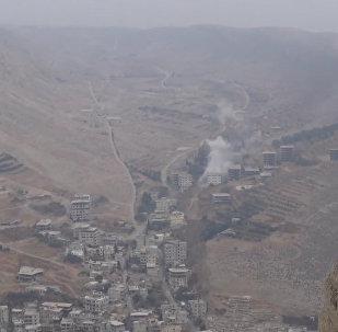 Sīrijas armija atjaunojusi dzeramā ūdens piegādi Damaskai