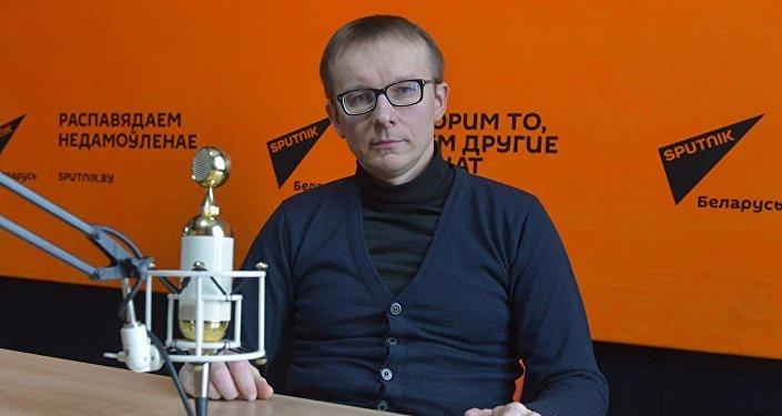 Заведующий кафедрой финансов международного университета МИТСО Вячеслав Ярошевич