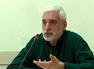 Психолог Давид Амиреджиби