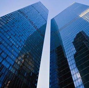Многофункциональный комплекс Око в Московском международном деловом центре (ММДЦ) Москва-Сити