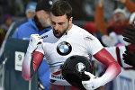 Мартинс Дукурс завоевал первое место в скелетоне на соревнованиях в Винтерберге