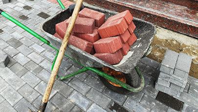 Kaļiņingradas apgabals ir gatavs palīdzēt Lietuvai ar ķieģeļiem nožogojuma celšanai