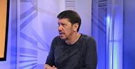 Журналист Олег Лурье