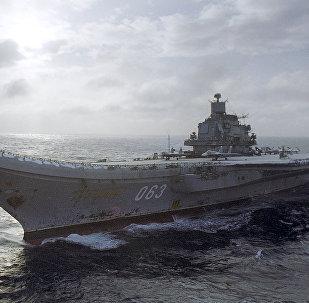 Тяжелый авианесущий крейсер Адмирал Кузнецов