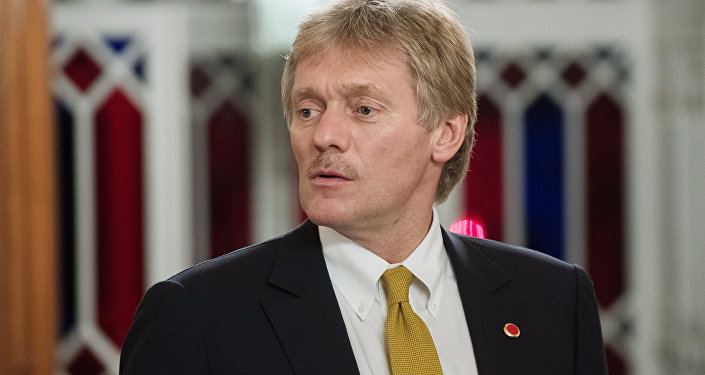 Пресс-секретарь президента РФ Дмитрий Песков, архивное фото