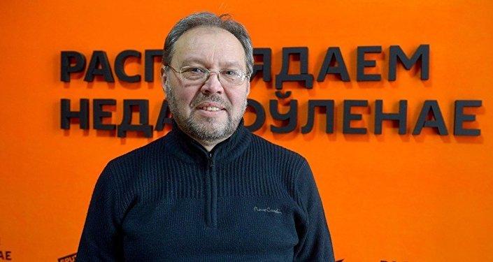 Блогер и интернет-журналист Сергей Перепелица