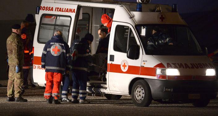 25 человек погибли при сходе лавины вИталии